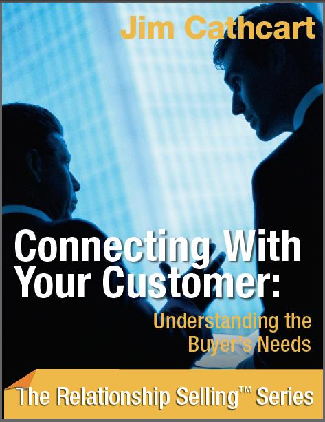 Connecting With Your Customer ebook