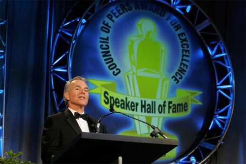 NSA Speaker Hall of Fame CPAE